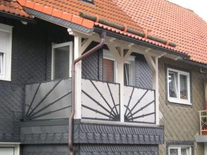 Balkonbrüstungen